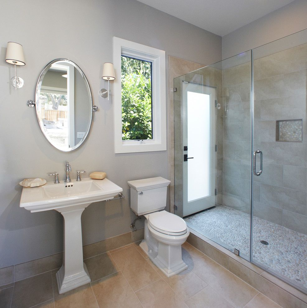 Bathroom With Outside Entry Splendid Home Depot Shower Doors