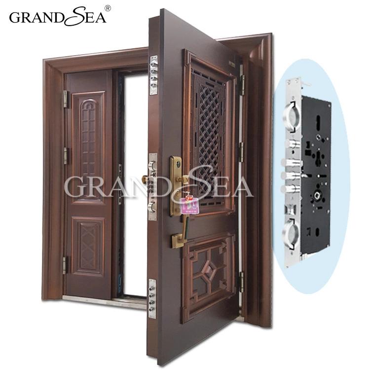 Luxury Design High Quality Low Price Single Double Exterior …