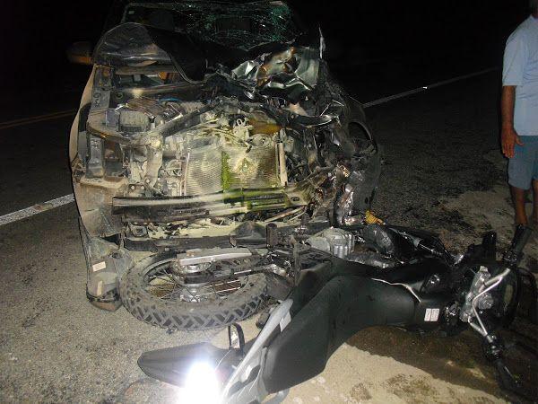 Nesta sexta-feira (12 de abril de 2013), mais um grave acidente é registrado na BR-232, altura do km 267 entre o município de Serra Talhada - PE e o Distrito de Sitio dos Nunes, município de Flores - PE.