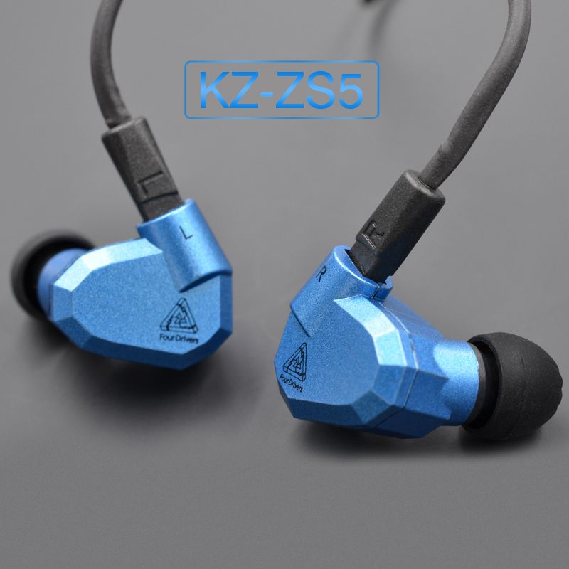 60446b4b924 A fantastic Listening Experience With KZ ZS5 Quad Driver In-Ear Earphone  #Earphone #KZ #Music #Hi-Fi