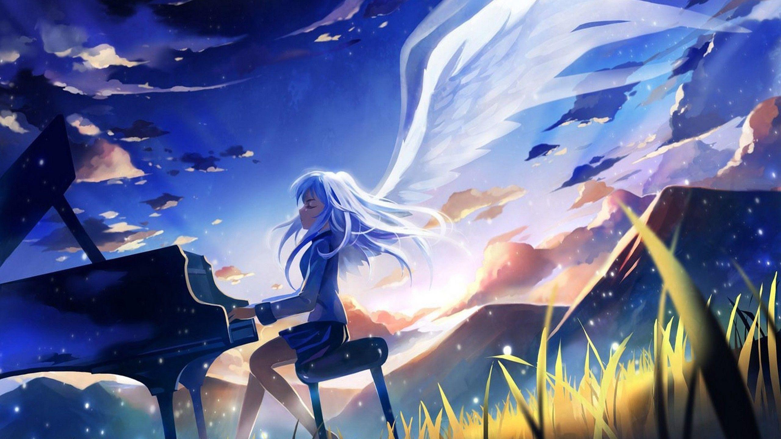 Photo of anime Kanade Tachibana Angel Beats # 21322