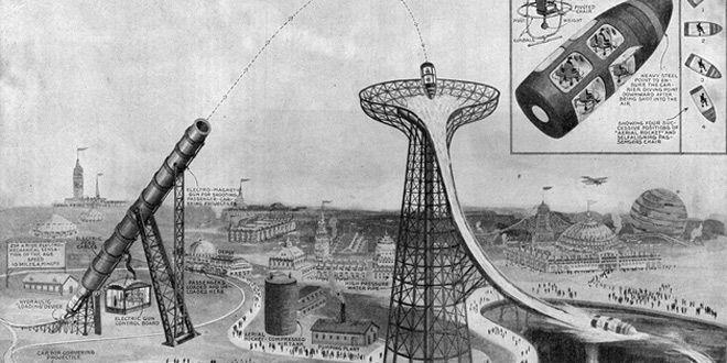 Psicodélica atracción concebida en 1919