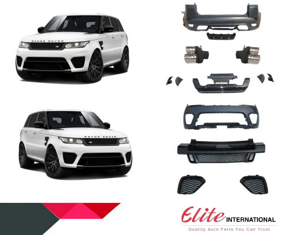 Genuine Range Rover Parts From Elite International Range Rover Parts Range Rover Auto Spare Parts