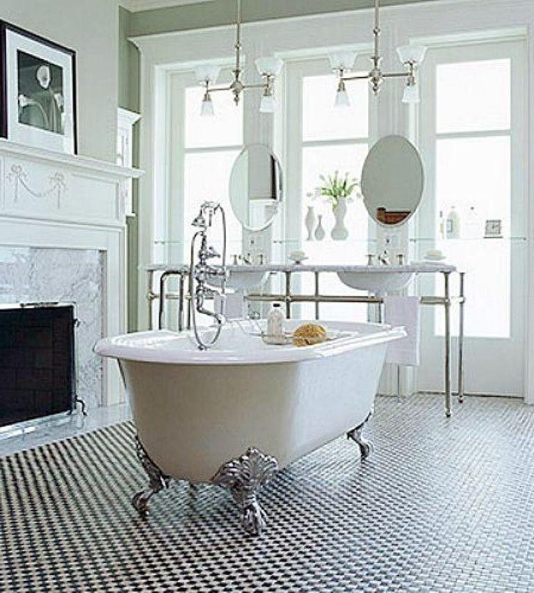 25 Amazing Victorian Bathroom Design Ideas Page 7 Of 29 Modern Bathroom Decor Chic Bathroom Decor Victorian Style Bathroom
