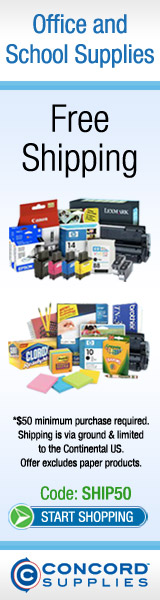 Concord Supplies Free Shipping Coupon visit www.fromsitetoliving.com/coupons