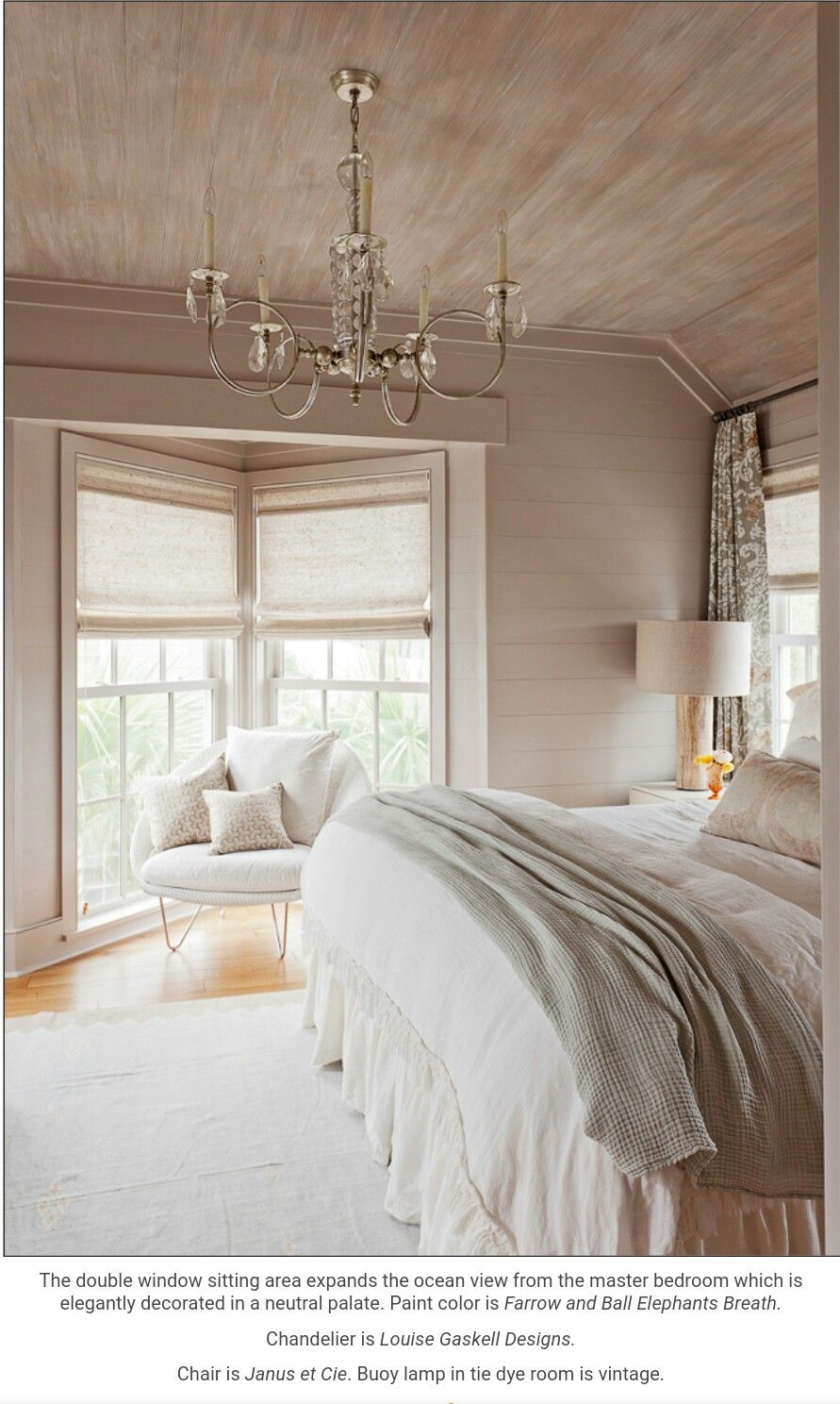 via homebunch  neutral bedroom design home bedroom
