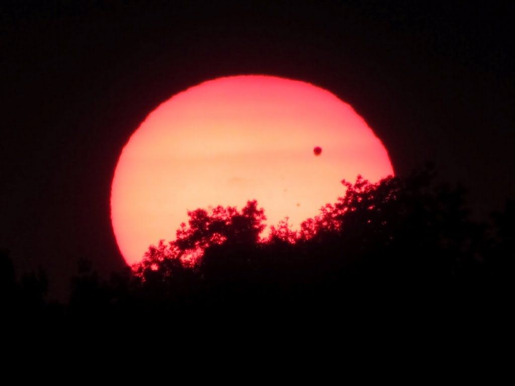 Moonrise , Lexington, Kentucky