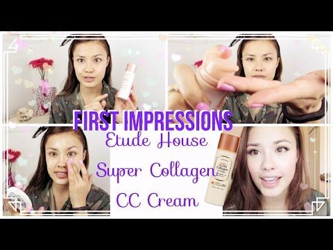 Do You Need CC Cream in Your Life? We Review Etude House's Moistfull Super Collagen CC Cream to Find Out | Soompi