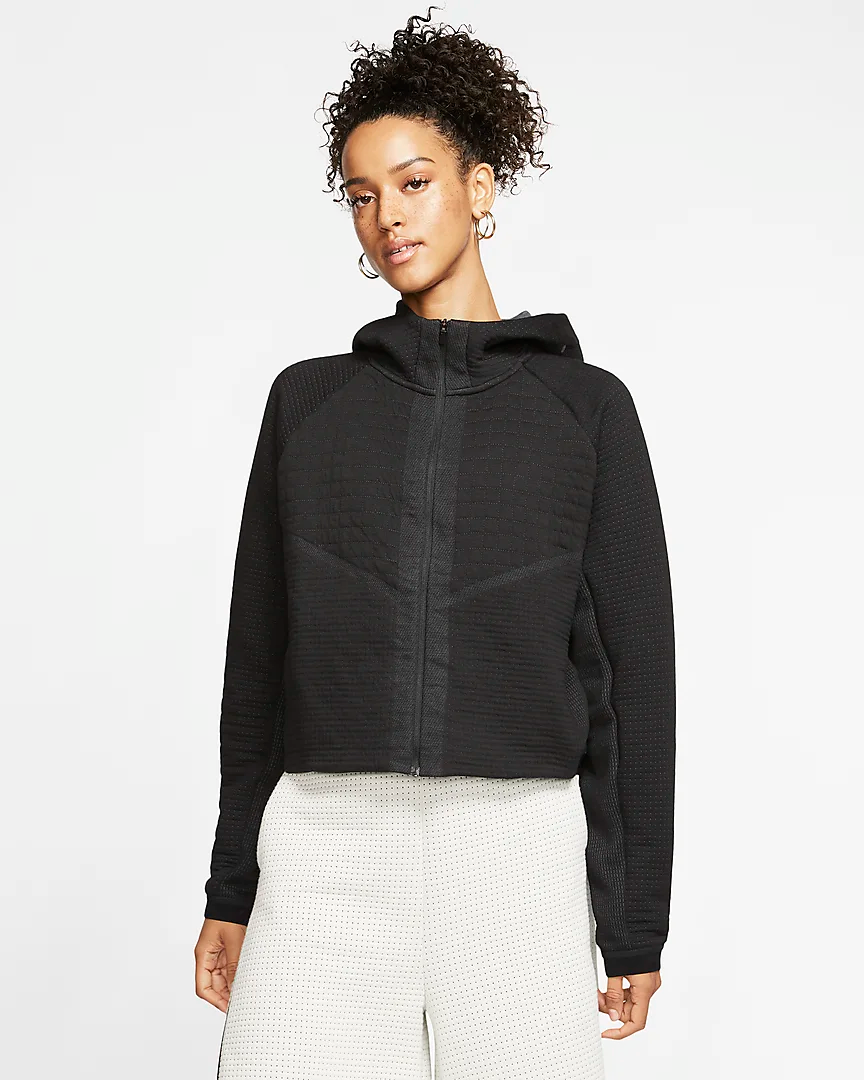 Photo of Giacca in pile full zip con zip Nike Sportswear City Ready – Donna. Nike.com