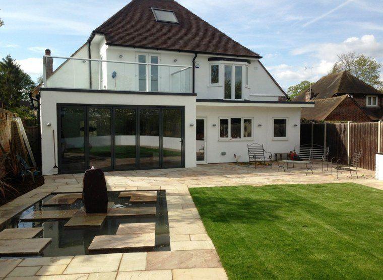 Idée agrandissement maison  50 extensions esthétiques Verandas