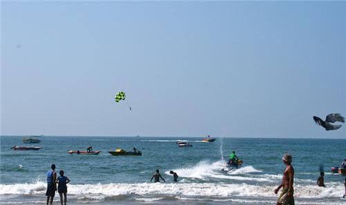 Benaulim Beach Goa 5