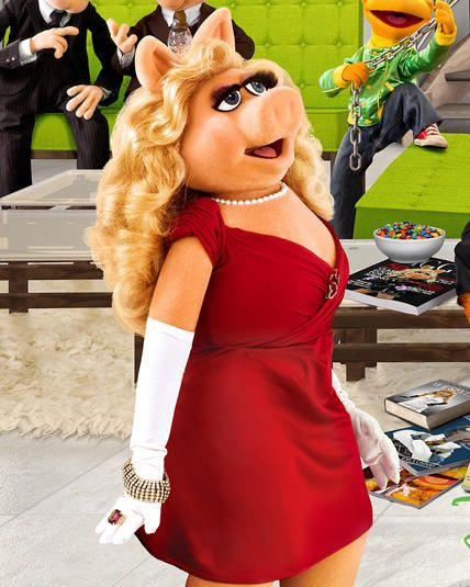 Miss Piggy's Inspiring Style - FLARE