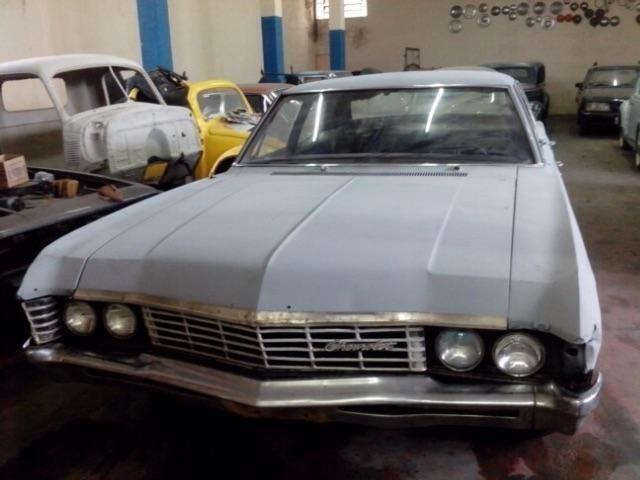 Gm Chevrolet Impala 1967 V8 Carros