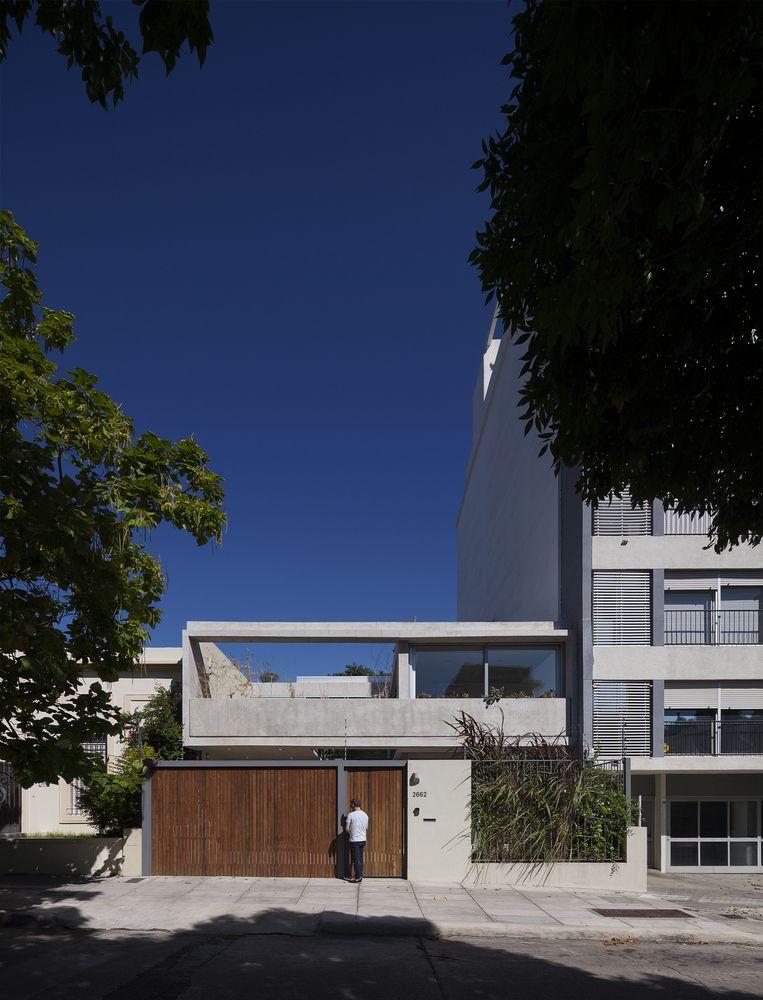 Galería de Casa en Calle Libertad / Pedro Livni + Karin Bia - 7