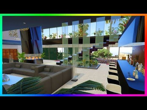 Cool Gta 5 Mansions Interiors Exclusive Features Upgrades What They Need To Be Like In Online