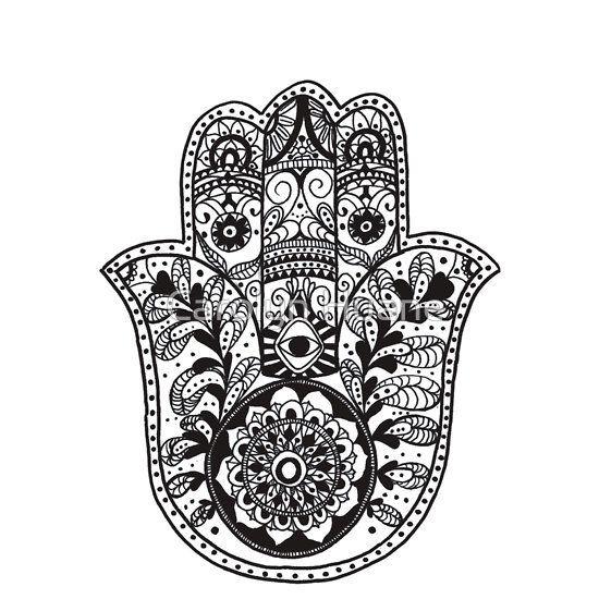 Lotus Mandala wall decal- Eye -Indian -Buddha -Yoga- Fatima Mandala Ganesh