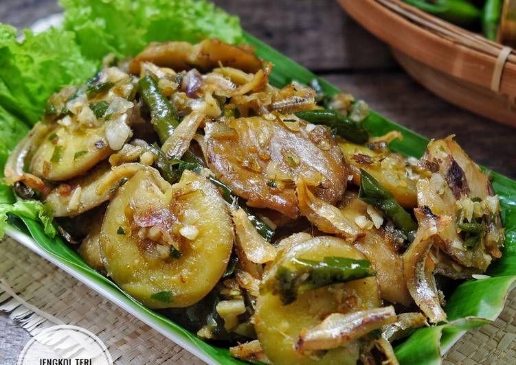 Resep Jengkol Teri Cabe Ijo Oleh Susi Agung Resep Resep Masakan Asia Resep Masakan Makanan Dan Minuman