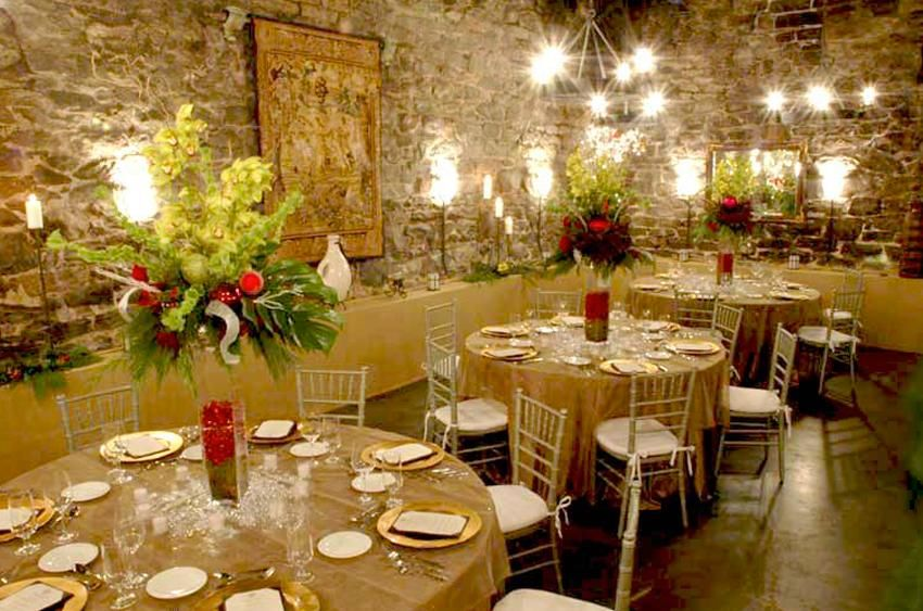 Biltmore Estates Wine Cellar A Small Formal Affair