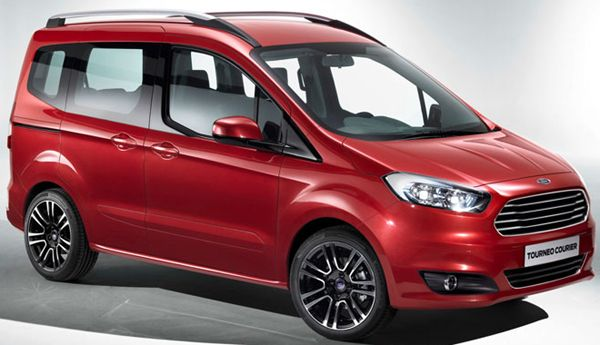 2019 Ford Tourneo Courier Is An Additional Upcoming Models Of The