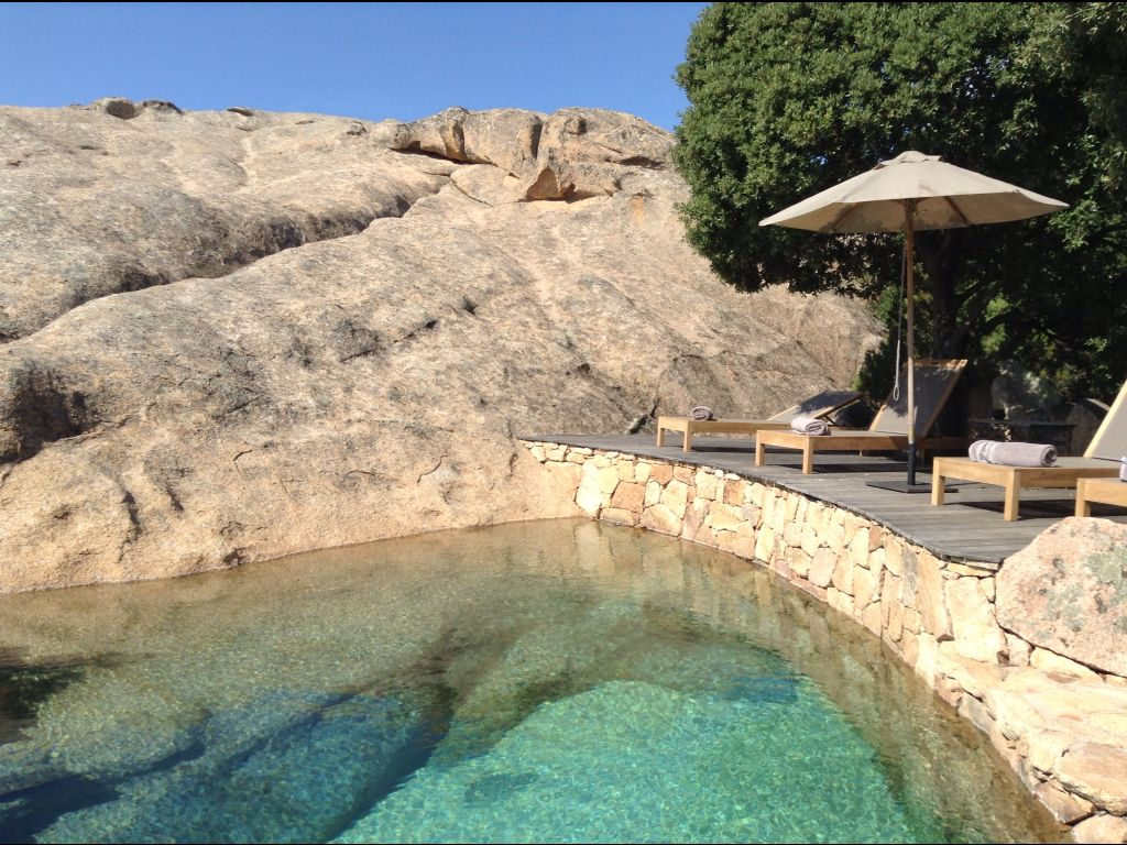 Domaine De Murtoli Corse Dream Pools Pool Houses