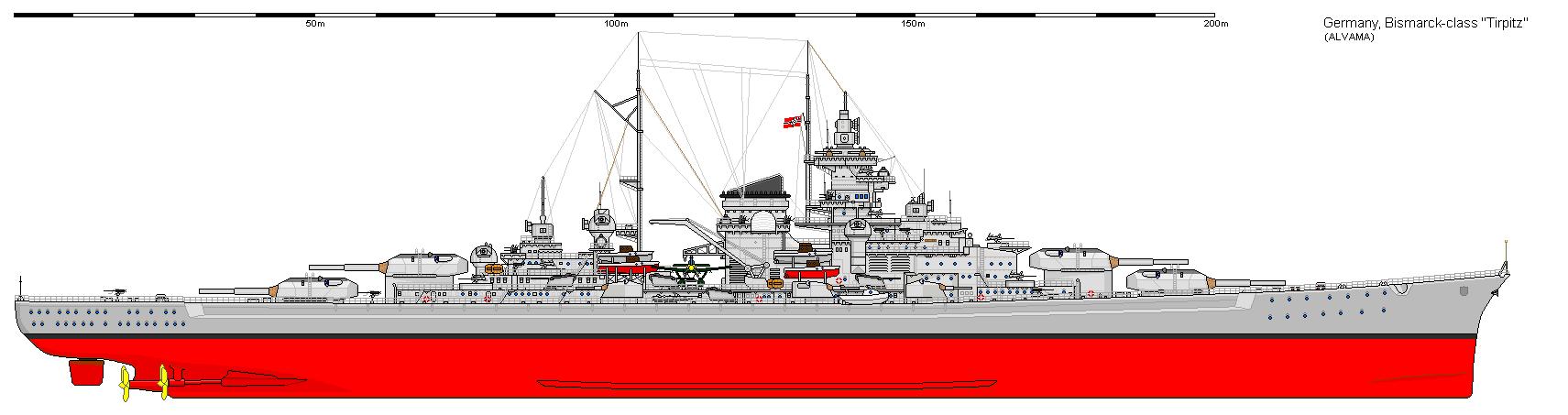 Germany/BB Tirpitz