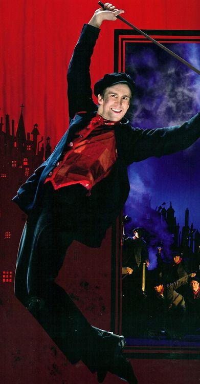 Gavin Creel in Mary Poppins