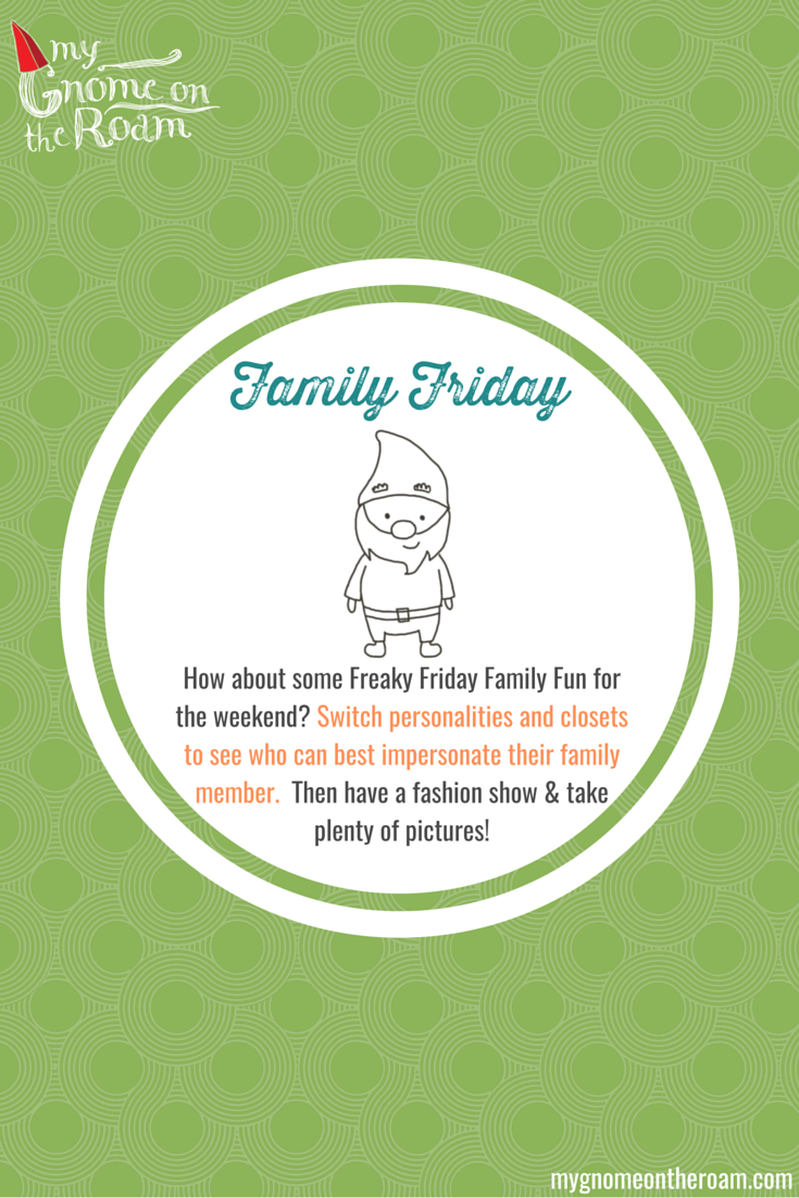 #Friday #Family