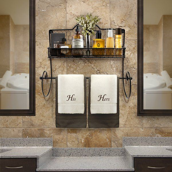 Wall-Mounted Paper Towel Holder #papertowelholders