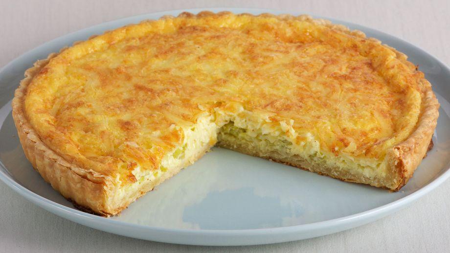 Cocina La Receta Masa De Tarta Salada Savoury Pie Crust De Anna Olson Masa De Tarta Salada Quiche De Puerros Receta Quiche