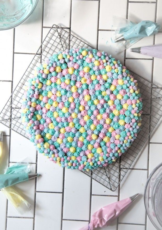 this is the CUTEST. love the pastel colour and love that it's a giant COOKIE.