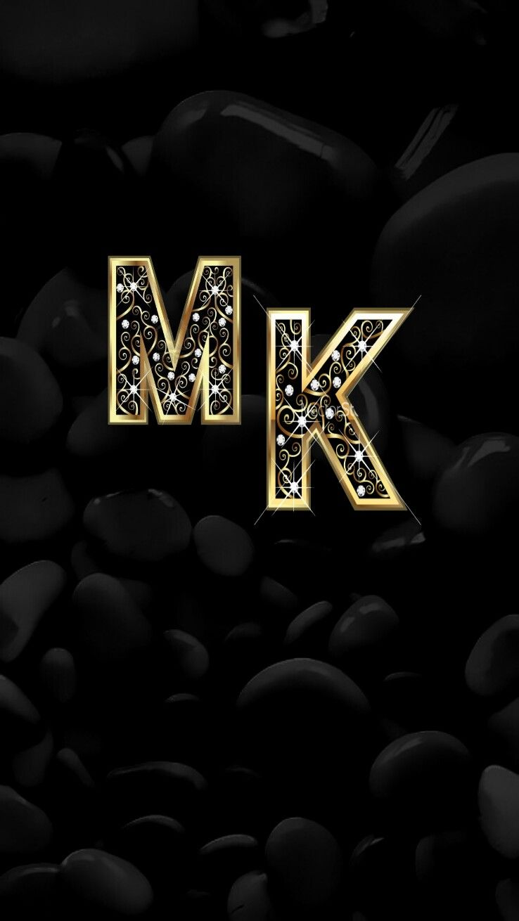 Gold letters on black rock iPhone wallpaper | iPhone Black wallpapers in 2019 | Pinterest | Fond ...