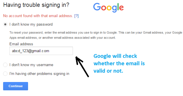 How To Verify Email Address Valid And Exists Email Address Addressing Email
