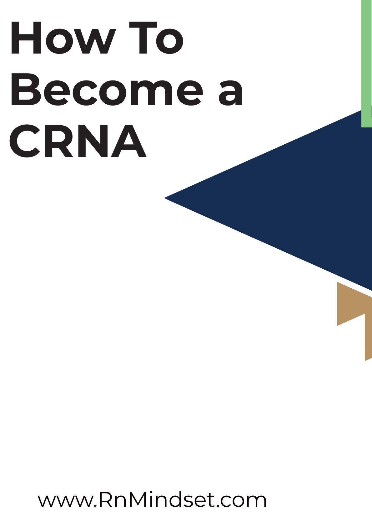How To a CRNA Nurse anesthetist, Nurse, Nursing