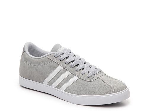 adidas NEO Courtset Sneaker - Grey Sz 11 | Adidas courtset ...