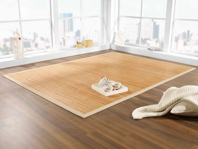 Genial Bambus Teppich Deutsche Deko Pinterest
