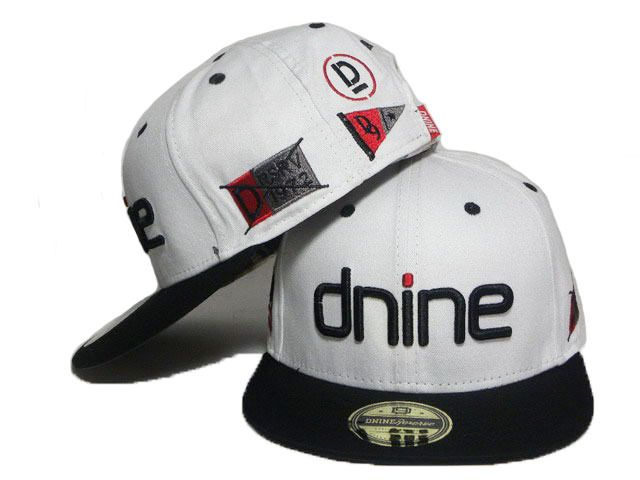 e3d5e12339c ... sale mens d9 reserve dnine logo embroidery baseball snapback hat white  black red ef1e9 995a7