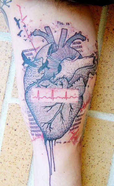 Tattoo Artist - Xoil Tattoo   Abstract Tattoo   Pinterest ...  Tattoo Artist -...