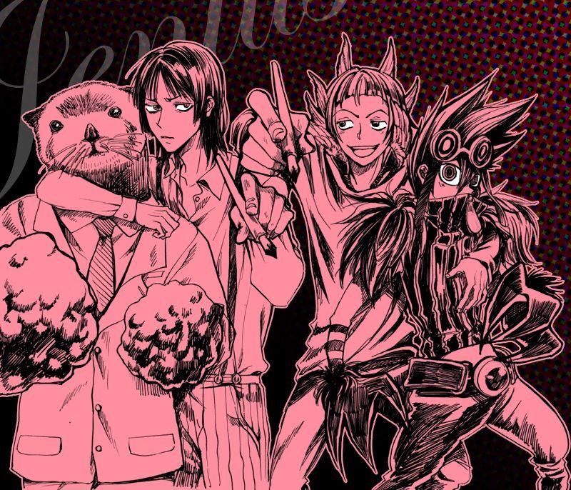 Bakuman / Hiramaru Kazuya / Niizuma Eiji Drawing, Manga
