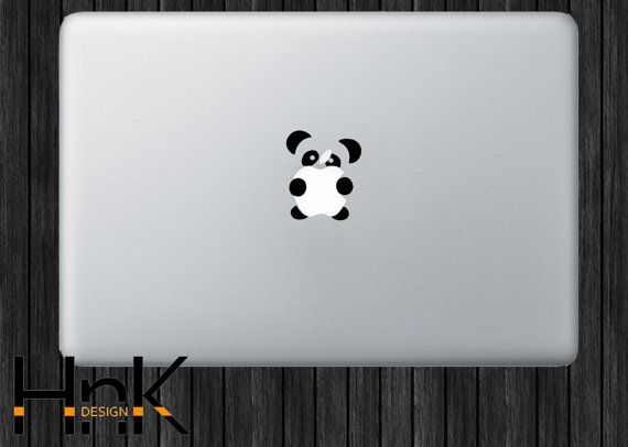 MacBook Decal Macbook Vinyl Decal Macbook Sticker Anime Decal - Custom vinyl decals for macbook pro