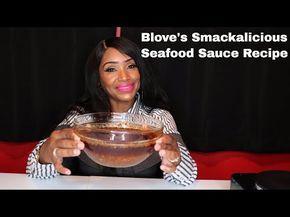 Good Seafood Dinner Ideas : Blove's Smackalicious Seafood Sauce Recipe