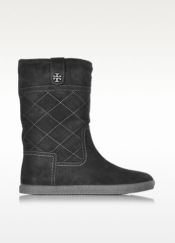 5593d85f843 TORY BURCH Alana Black Suede Boot.  toryburch  shoes  boots