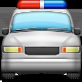Oncoming Police Car Emoji Apple Ios Version Car Emoji Emoji Police Cars