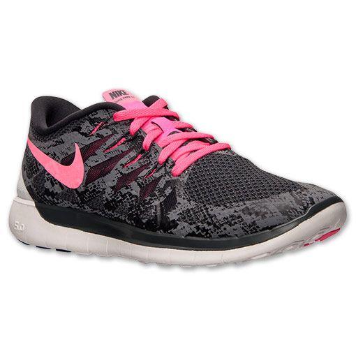 Femmes Nike Chaussures De Course Gratuit 5.0 Haut De Gamme De La Ligne Darrivée