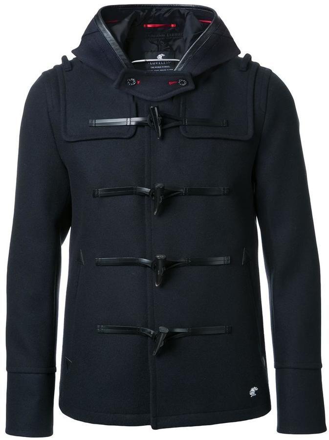 Loveless duffle jacket. This is cool. I want. #mensfashion #men #fashion #duffle #ad