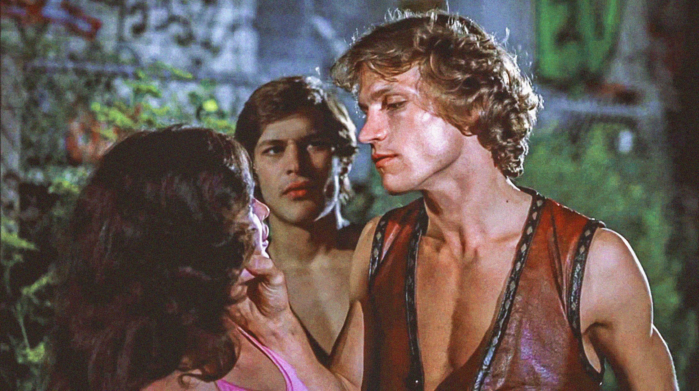 The Warriors movie [1979] Mercy Ajax and Swan | Warrior ...