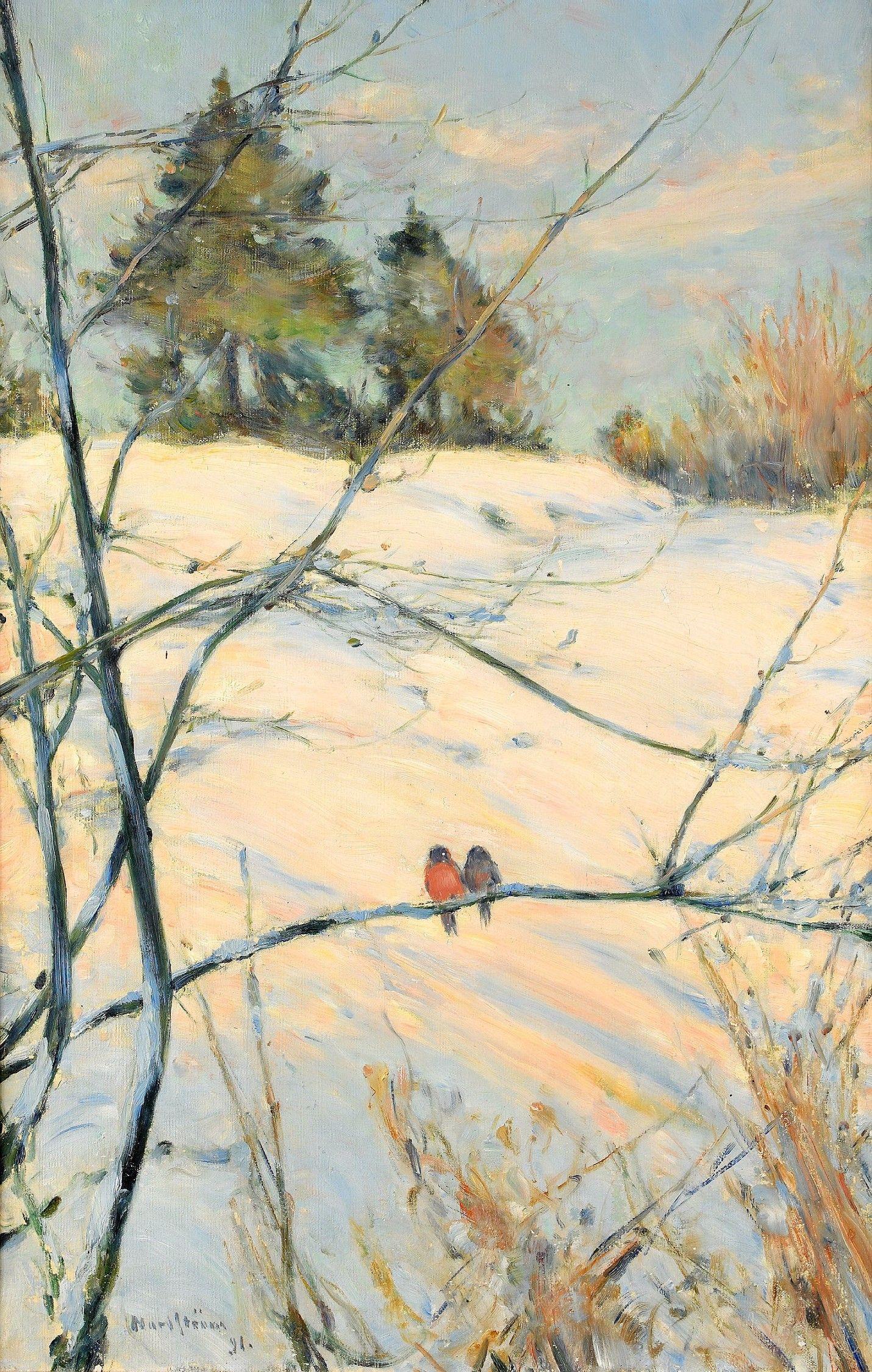 Karl_Nordström-Vinterbild_från_Skansen.jpg 1,430×2,249 pixels