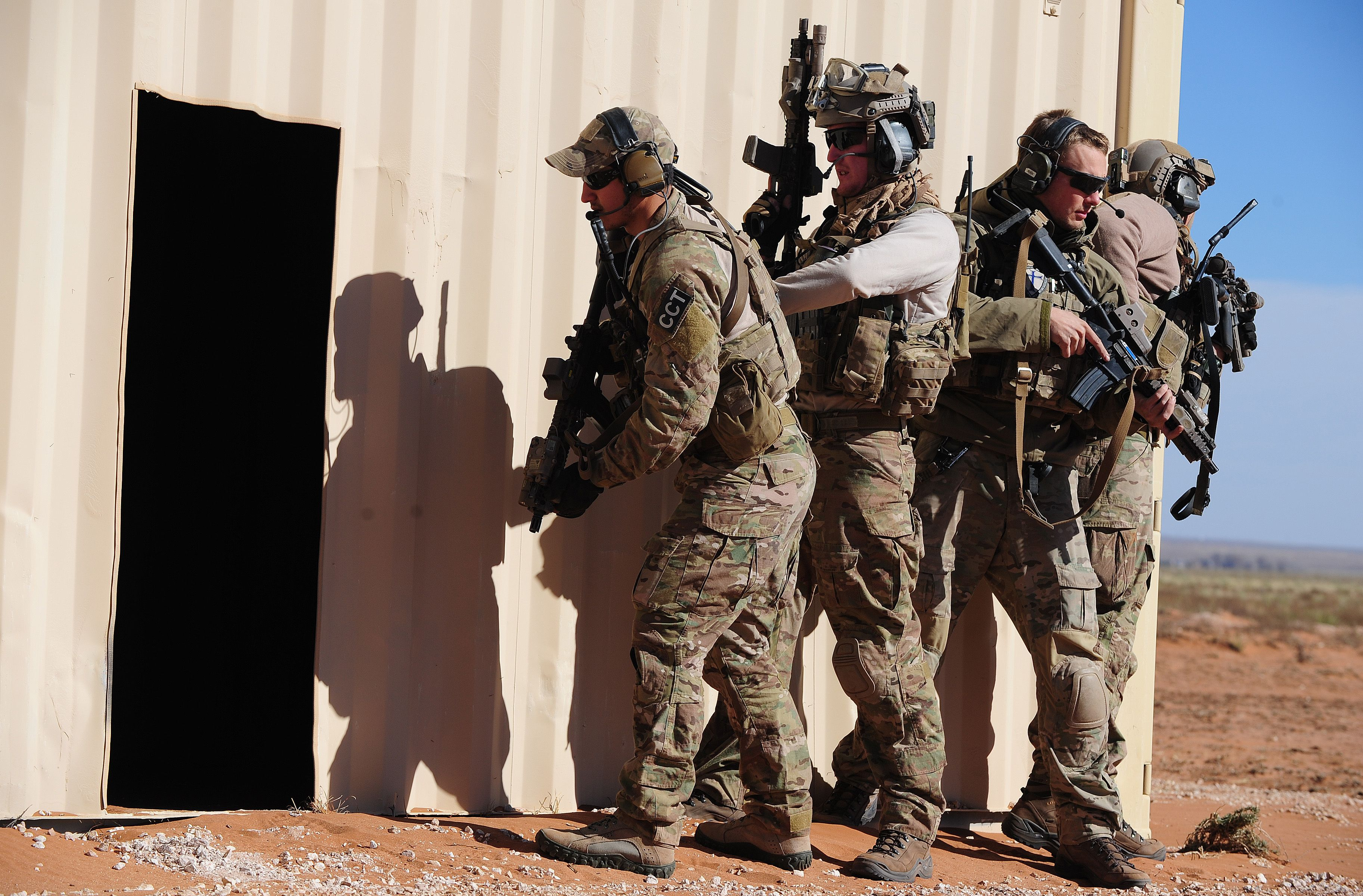 special operations team demo - HD3649×2400