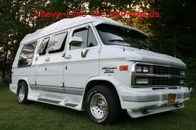 chevy g20 conversion van - Google Search