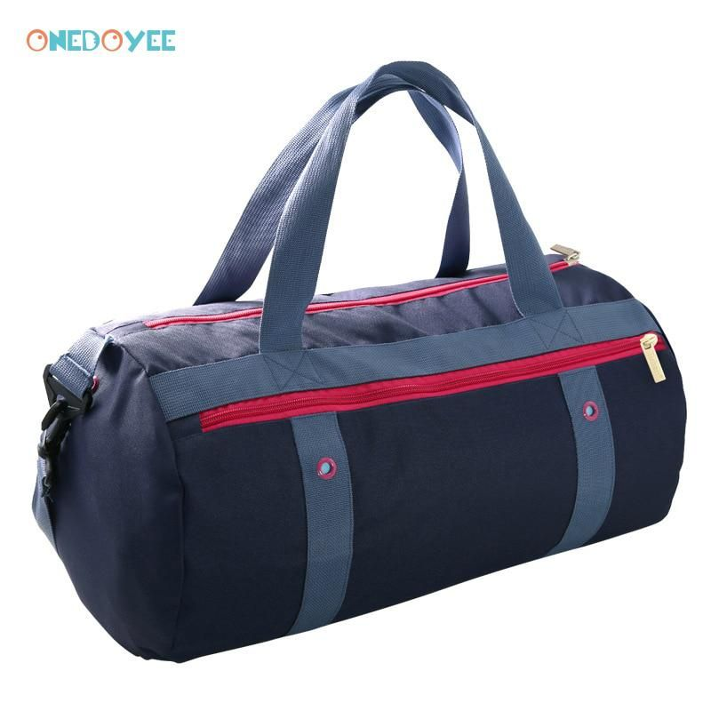 3fcdb03693f1 Onedoyee Team Traning Bags for Men Women Waterproof Basketball Fitness  Teens Outdoor Sports Football Bags Durable Dry Wet Bag. Yesterday s price   US  31.61 ...