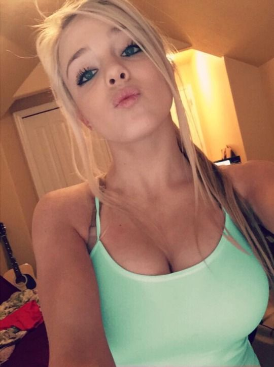 Sexy blonde   like   Just girl things, Girls selfies и Sexy